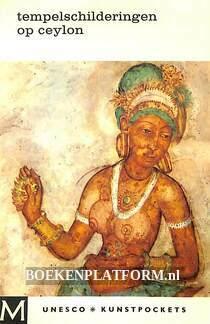 Tempel-schilderingen op Ceylon