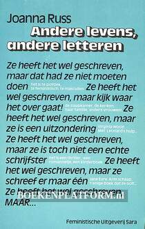 Andere levens, andere letteren