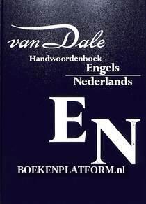 Van Dale Handwoorden-boek Engels