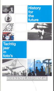 KLM Tachtig jaar in foto's
