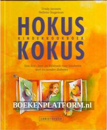 Hokus Kokus, kinderkookboek