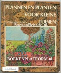 Plannen en planten voor kleine tuinen