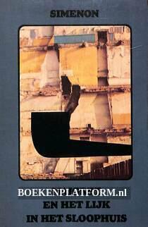 1460 Maigret en het lijk in het sloophuis
