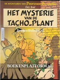 Professor Palmboom, Het mysterie van de Tacho-plant