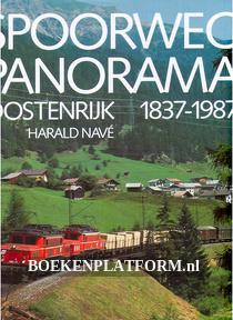 Spoorweg panorama