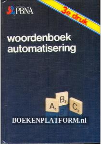 Woordenboek automatisering