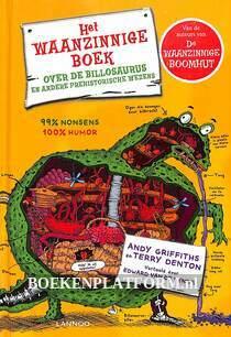 Het waanzinnige boek over de Billosaurus