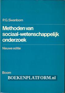 Methoden van sociaal wetenschappelijk onderzoek