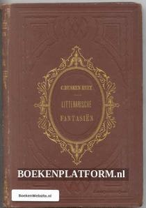 Litterarische Fantasien 1857-1876 derde bundel