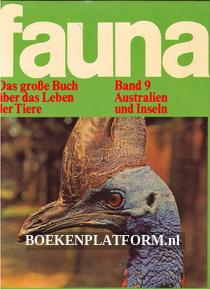 Fauna IX, Australien und Inseln