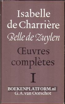 Isabelle de Charriere 1