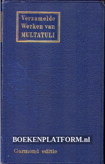 Verzamelde werken van Multatuli 5