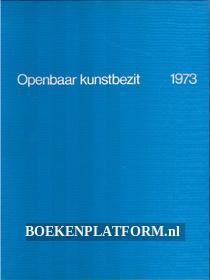 Openbaar kunstbezit 1973
