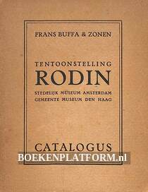 Tentoonstelling Rodin, catalogus
