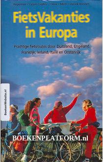 FietsVakanties in Europa