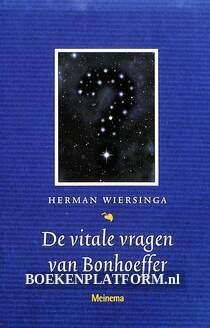 De vitale vragen van Bonhoeffer