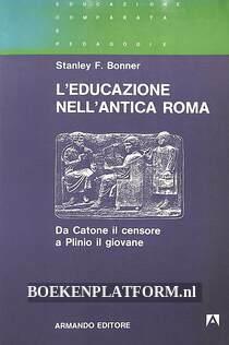 L'educazione nell'antica Roma