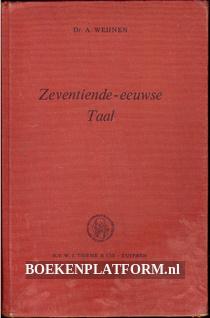 Zeventiende-eeuwse Taal