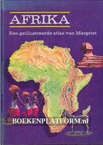 Afrika, een geillustreerde atlas van Margriet