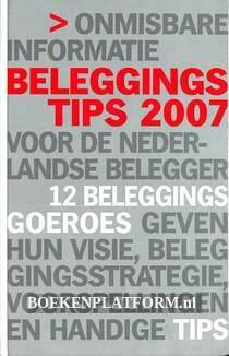 Beleggingstips 2007