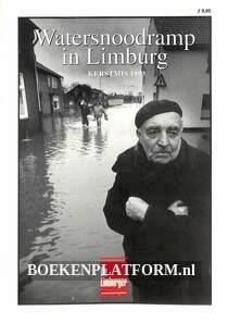 Watersnood-ramp in Limburg, kerstmis 1993