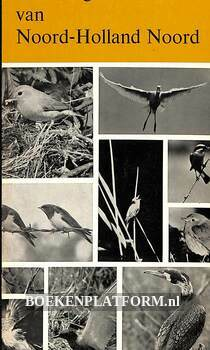 Broedvogels van Noord-Holland Noord