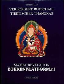 Verborgene Botschaft Tibetischer Thankas