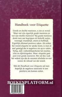 Handboek voor Etiquette