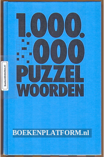 1.000.000 puzzelwoorden