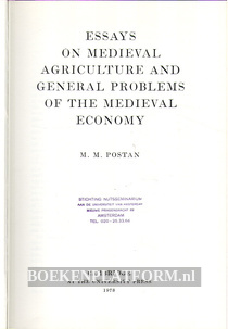 Essays in Medieval Agriculture and Economy