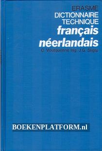 Standaard technisch woordenboek Frans