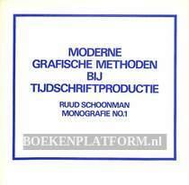 Moderne grafische methoden bij tijdschriftproductie