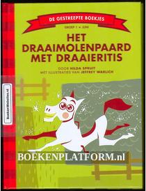Het draaimolen- paard met draaieritis