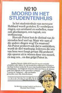 Moord in het studentenhuis