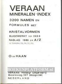 Mineralen index