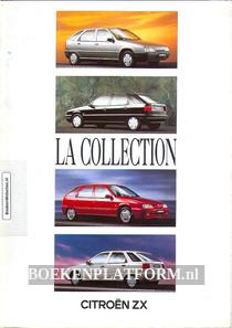 Citroen ZX 1991 brochure