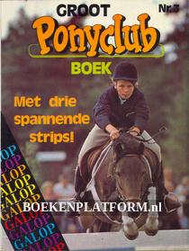 Groot Ponyclub boek 3