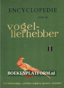 Encyclopedie voor de vogelliefhebber I