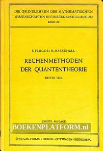 Rechenmethoden der Quanten-theorie 1