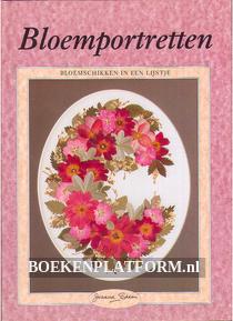 Bloemportretten Bloemschikken in een lijstje