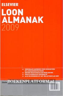 Loon almanak 2009