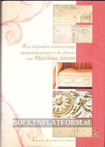Meubel-tekeningen in de albums van Matthias Soiron