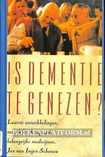 Is dementie te genezen?