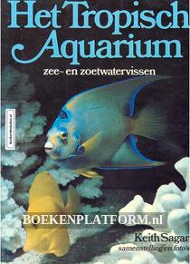 Het Tropisch Aquarium, zee- en zoetwatervissen