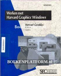 Werken met Harvard Graphics Windows V. 1.0
