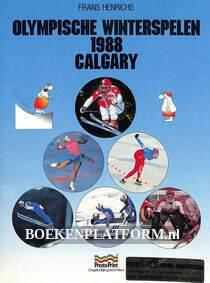 Olympische winterspelen 1988 Calgary