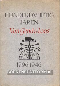 Honderdvijftig jaren Van Gend & Loos 1796-1946