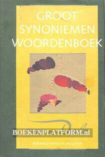 Groot woordenboek van Synoniemen
