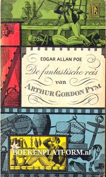 0158 De fantastische reis van Arthur Gordon Pym