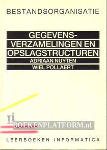 Gegevensverzamelingen en opslagstructuren